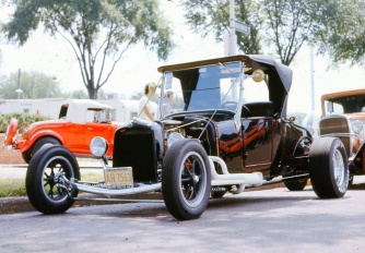 Jim McGill '27 T Roadster